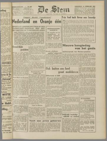 de Stem 1947-02-19