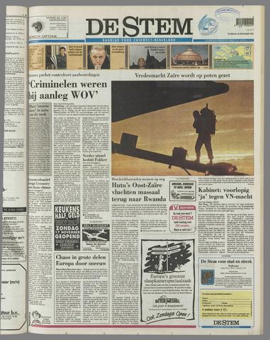 de Stem 1996-11-16