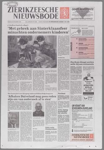 Zierikzeesche Nieuwsbode 1995-11-28