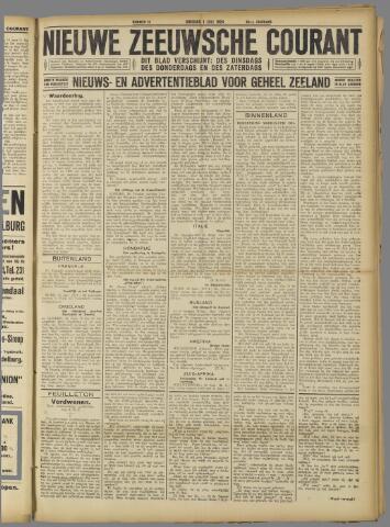 Nieuwe Zeeuwsche Courant 1924-07-01