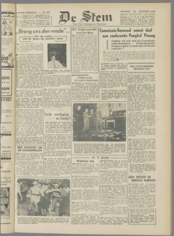 de Stem 1946-08-20