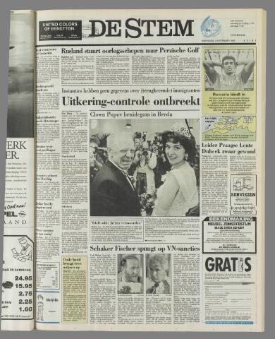 de Stem 1992-09-02