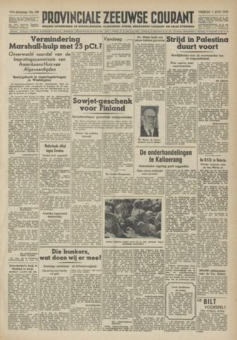 Provinciale Zeeuwse Courant 1948-06-04