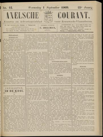 Axelsche Courant 1909-09-01