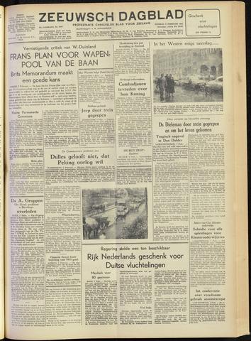 Zeeuwsch Dagblad 1955-02-08