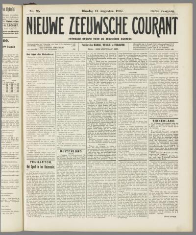 Nieuwe Zeeuwsche Courant 1907-08-13