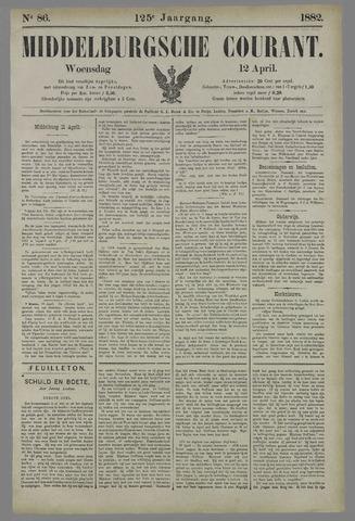 Middelburgsche Courant 1882-04-12