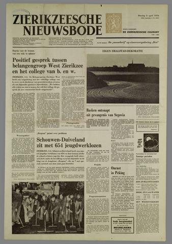Zierikzeesche Nieuwsbode 1976-04-06