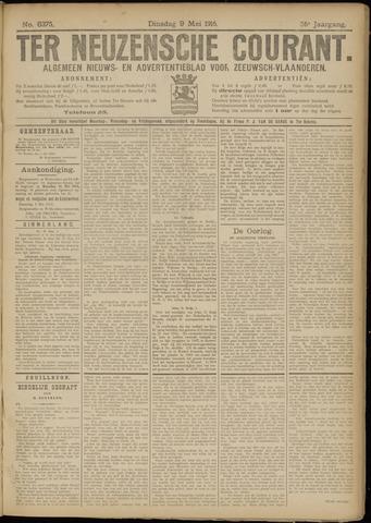Ter Neuzensche Courant. Algemeen Nieuws- en Advertentieblad voor Zeeuwsch-Vlaanderen / Neuzensche Courant ... (idem) / (Algemeen) nieuws en advertentieblad voor Zeeuwsch-Vlaanderen 1916-05-09