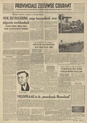 Provinciale Zeeuwse Courant 1957-11-28