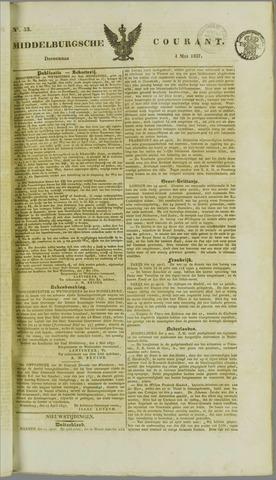 Middelburgsche Courant 1837-05-04