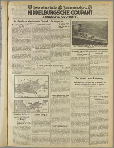 Middelburgsche Courant 1939-10-16