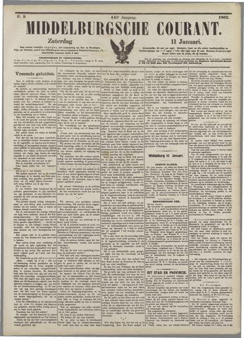 Middelburgsche Courant 1902-01-11