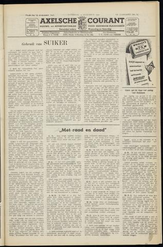 Axelsche Courant 1951-08-04