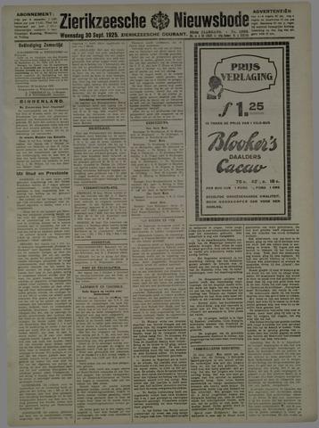 Zierikzeesche Nieuwsbode 1925-09-30