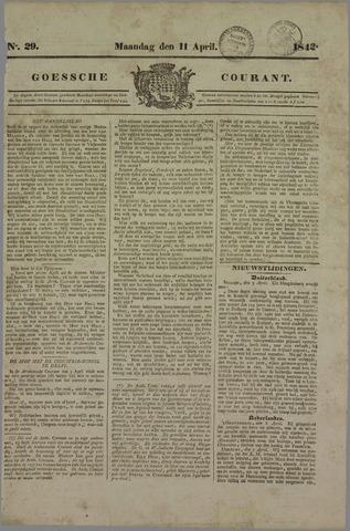 Goessche Courant 1842-04-11
