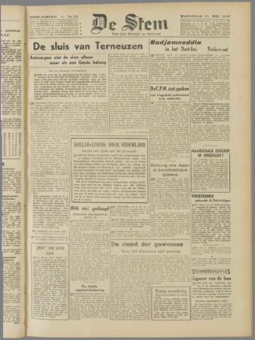de Stem 1947-05-21