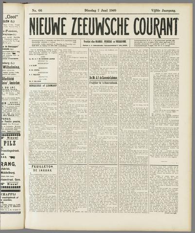 Nieuwe Zeeuwsche Courant 1909-06-07