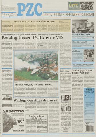 Provinciale Zeeuwse Courant 1996-10-09