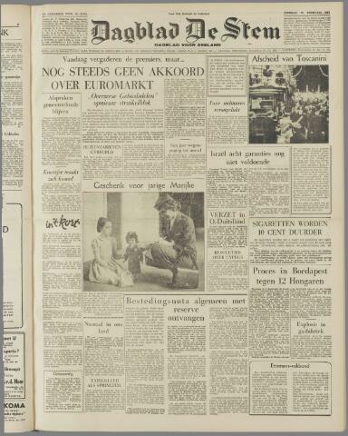 de Stem 1957-02-19