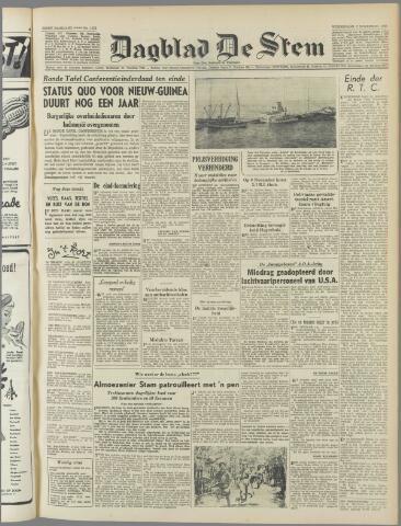 de Stem 1949-11-02