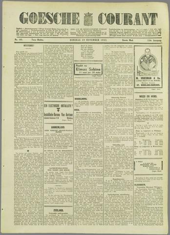Goessche Courant 1932-11-29