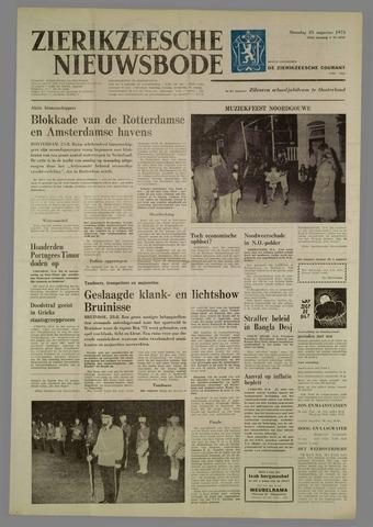 Zierikzeesche Nieuwsbode 1975-08-25