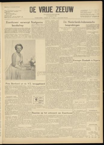 de Vrije Zeeuw 1956-01-30