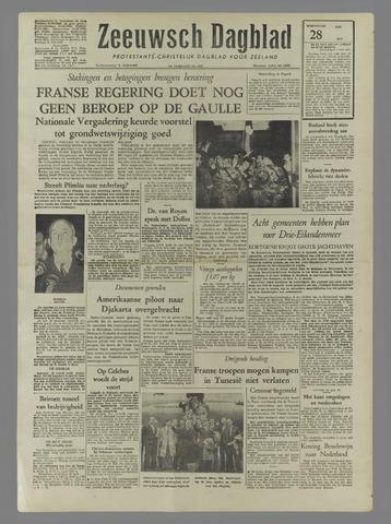 Zeeuwsch Dagblad 1958-05-28