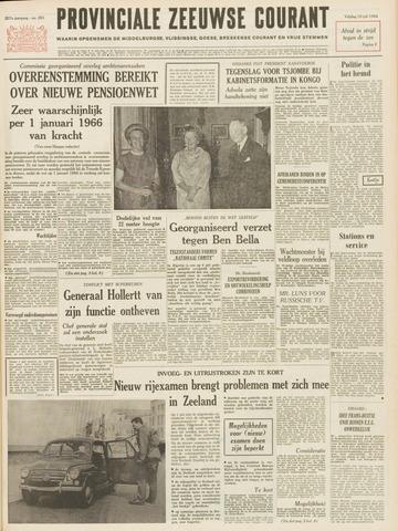 Provinciale Zeeuwse Courant 1964-07-10