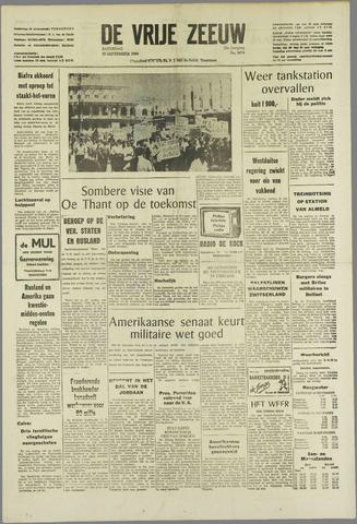 de Vrije Zeeuw 1969-09-20