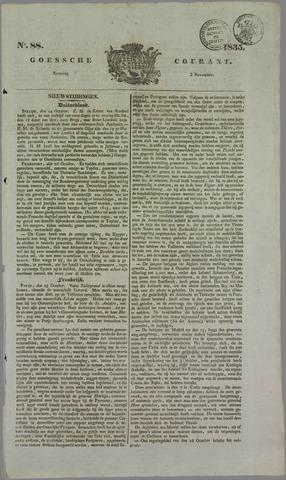 Goessche Courant 1835-11-02