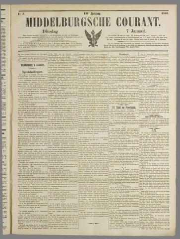 Middelburgsche Courant 1908-01-07