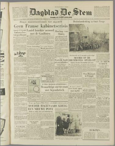 de Stem 1953-11-14