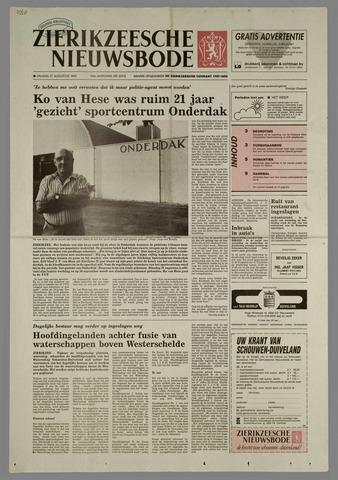 Zierikzeesche Nieuwsbode 1993-08-27