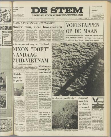 de Stem 1969-07-30