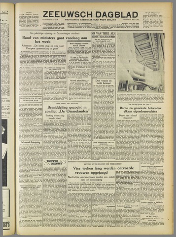 Zeeuwsch Dagblad 1952-09-09
