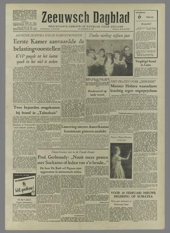 Zeeuwsch Dagblad 1958-02-06