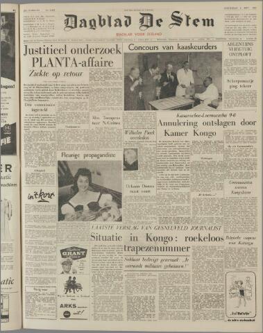 de Stem 1960-09-08