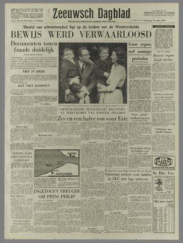 Zeeuwsch Dagblad 1960-04-16