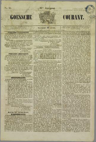 Goessche Courant 1855-06-11