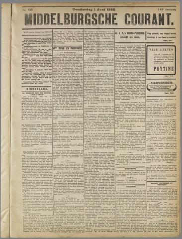 Middelburgsche Courant 1922-06-01