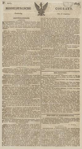 Middelburgsche Courant 1827-08-23