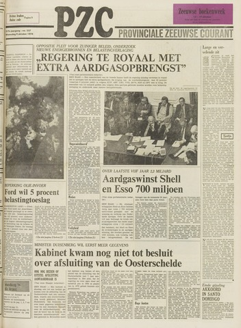 Provinciale Zeeuwse Courant 1974-10-09