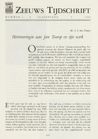 Zeeuws Tijdschrift 1962-09-01