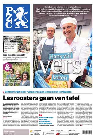 Provinciale Zeeuwse Courant 2018-06-19