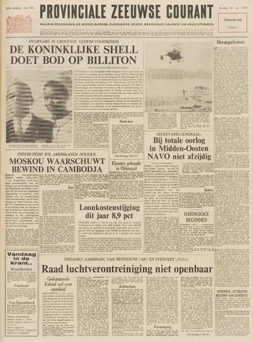 Provinciale Zeeuwse Courant 1970-05-26