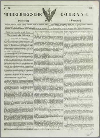 Middelburgsche Courant 1859-02-24