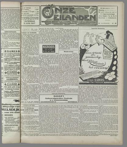 Onze Eilanden 1927-06-11