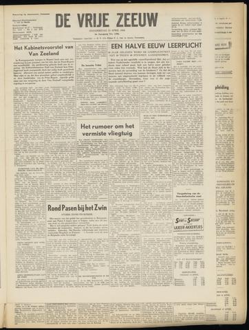 de Vrije Zeeuw 1950-04-13